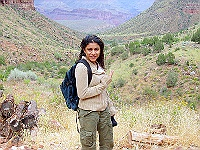 Hiking Grand Canyon 05